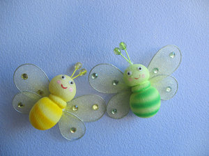 Sweet colourful beezzz! :-)
