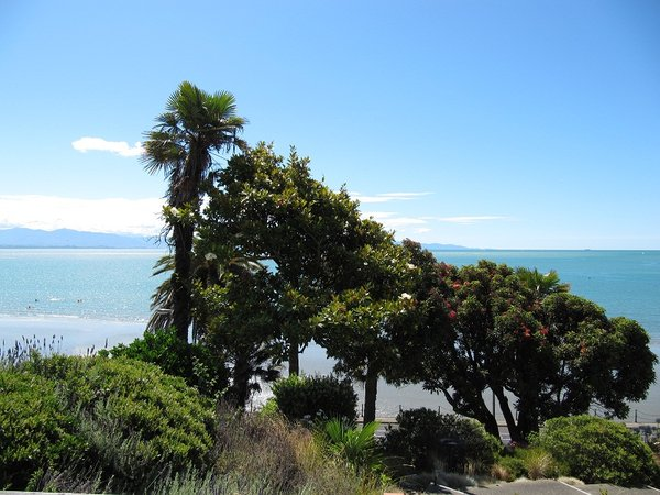 New Zealand: several places in New Zealand