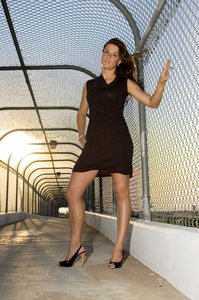 Little Black Vestido 10