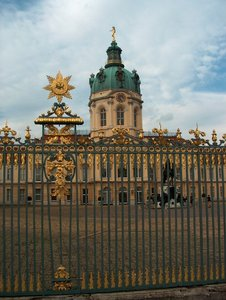 Baroque Charlottenburg Palace