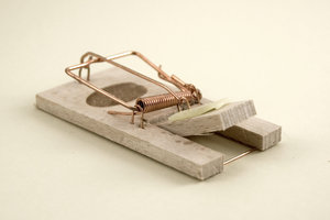 mousetrap 3: Old mousetraps from Poland
