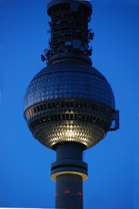 TV tower in Berlin 2