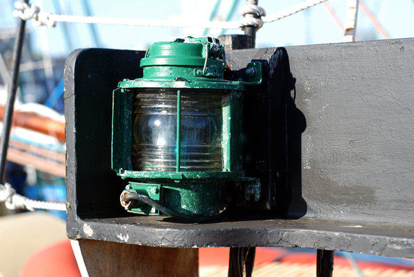 Lamps to navigation light old