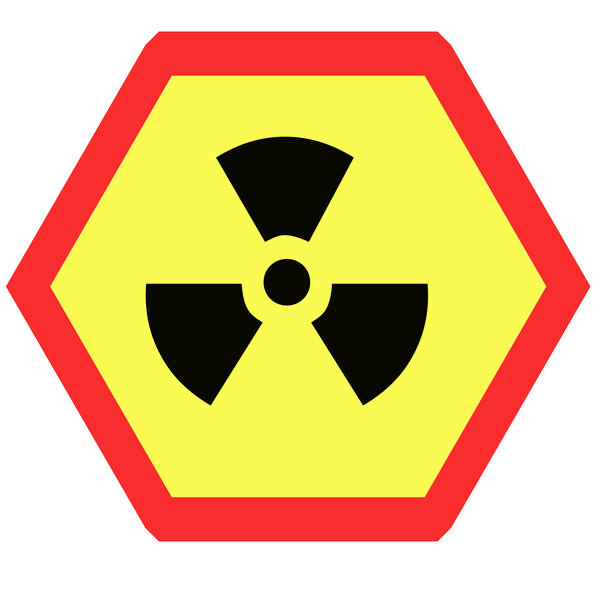 Radiation sign 1