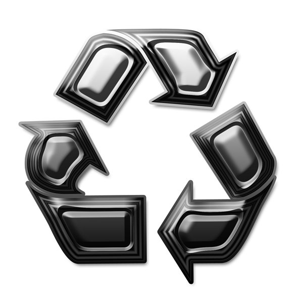 Recycling pictogram 3