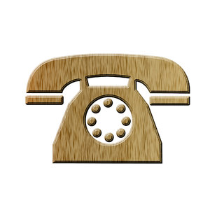 Telephone icon 6