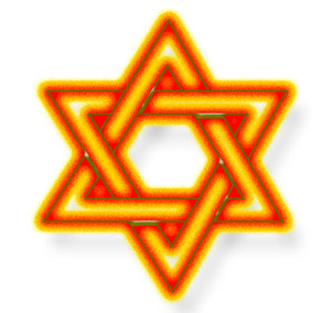Star of David  4: The Star of David or Shield of David (Magen David in Hebrew) is a generally recognized symbol of Jewish identity and Judaism