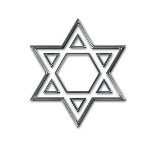 Star of David  10: The Star of David or Shield of David (Magen David in Hebrew) is a generally recognized symbol of