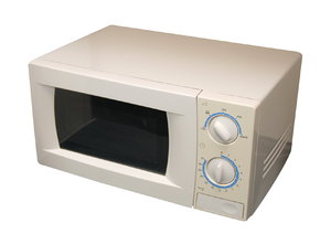 Microwave oven 2