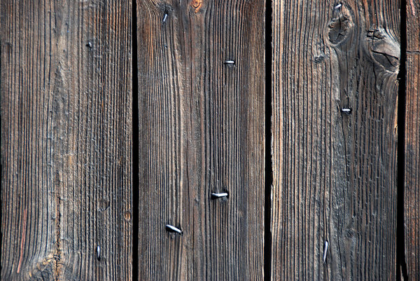 Old wood texture 1: Grunge wooden pattern