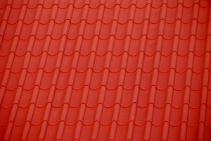 Red roof: Modern plastic tiles