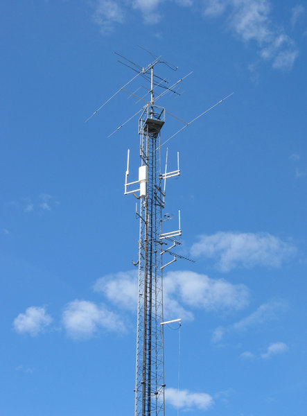 radio pylon
