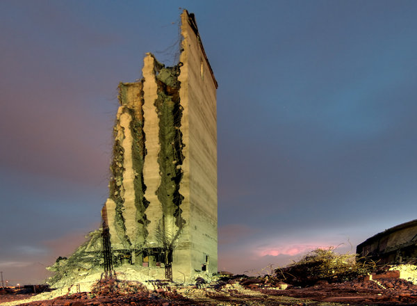 Demolition - HDR