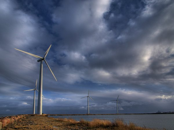 Windpower - HDR