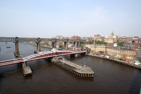 Bridges Over The River Tyne 2