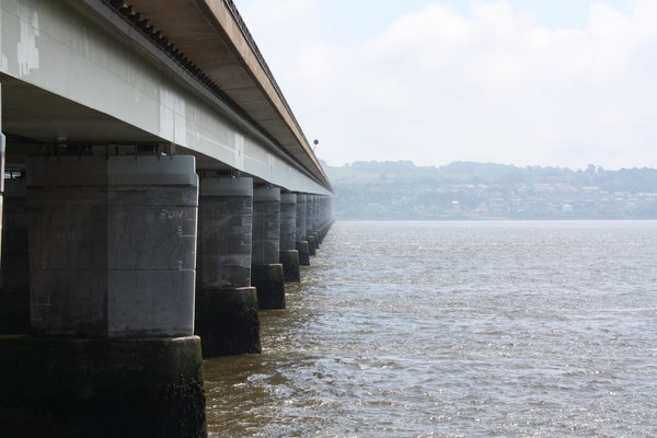 Tay Road Bridge 1: The mile long Tay Road Bridge