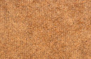 Composite Board Texture: A detailed shot of a manmade bulding material.