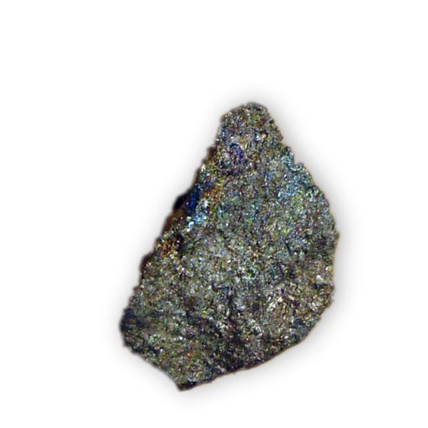 Stannite with chalcopyrite and