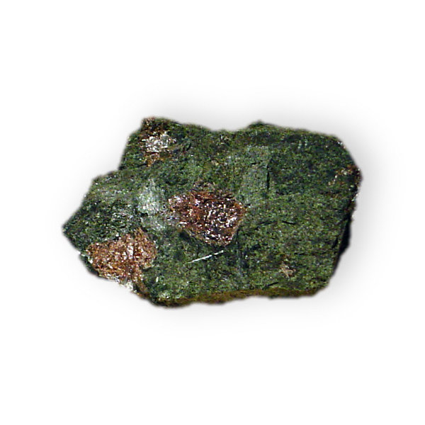 Titanite - SPHENE in pyroxene