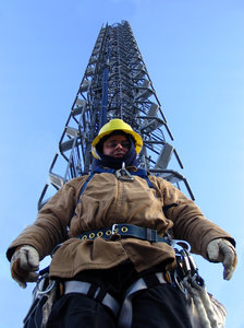 Communication Tower Inspector