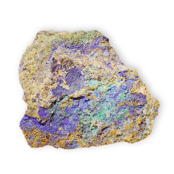 Azurite: Azurite from Chile