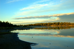 Yellowknife landscape 2