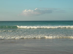 waves 1: photo taken in Mozambique