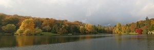 Lakeside panorama