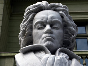 ludwig van beethoven: none