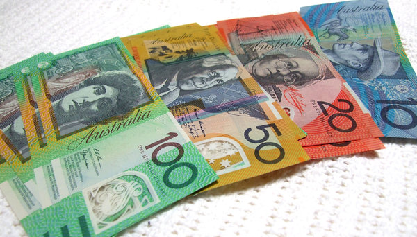 Aus currency  1: Aus currency