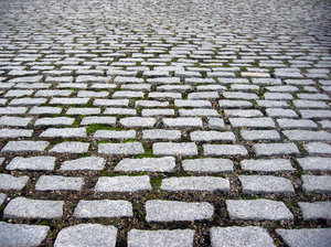 Cobble 4: Cobbled Pavement