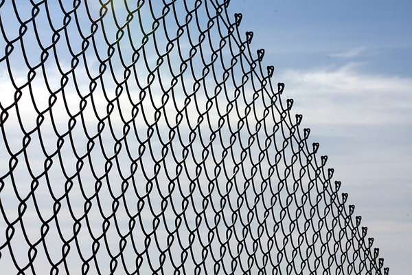 Security fence 1