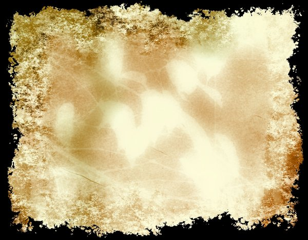 Grunge Parchment: A grungy parchment or old paper background, fill, or texture. Makes a great canvas for other images.