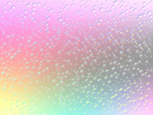 Bubbles On Colour 1
