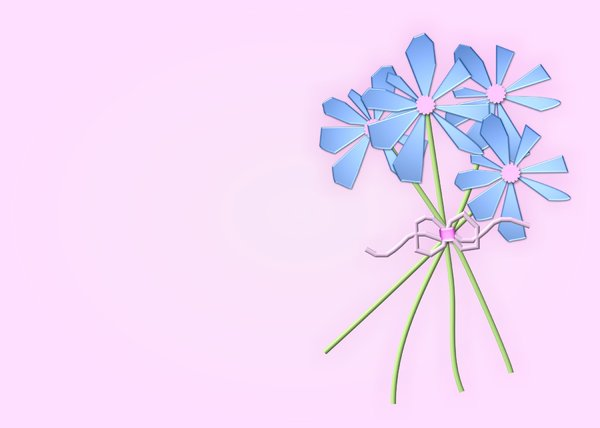 Spring Flowers Background 2