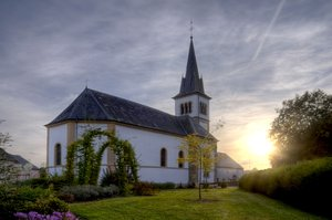 Beidweiler Church - HDR