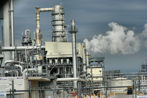 Petro Chemical Plant: East Texas chemical plant