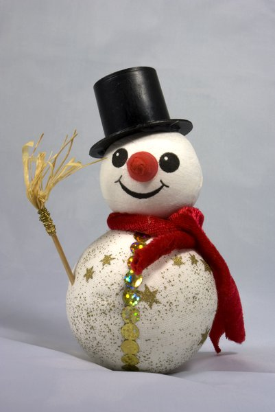 Snowman: Snowman - Decoration