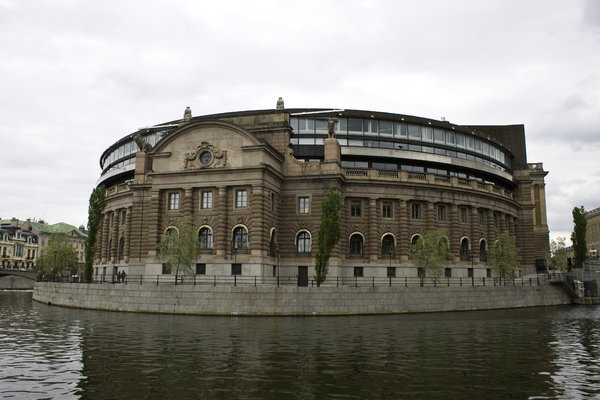 The Swedish Parliament_2