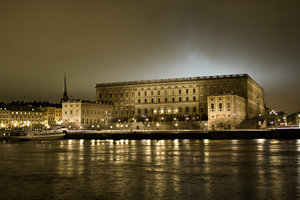 The Royal Castle, Stockholm: This is the Royal Castle in Stockholm. It is situated in the middle of the city.
