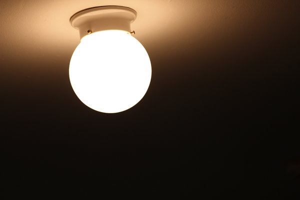 Light: An indoor light