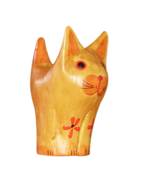 Wooden Cat: Pending