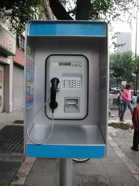 Public phone: Street phone... I erased the logos, so you can use the image freely.