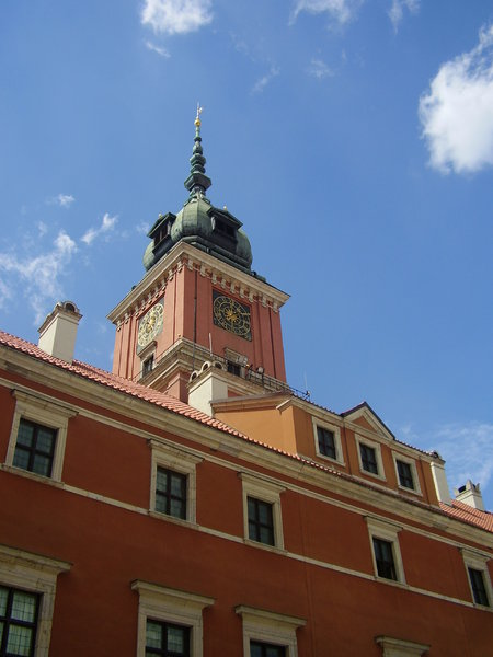 Warsaw in Summer 4