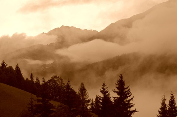 Misty Mountain dolina 3: