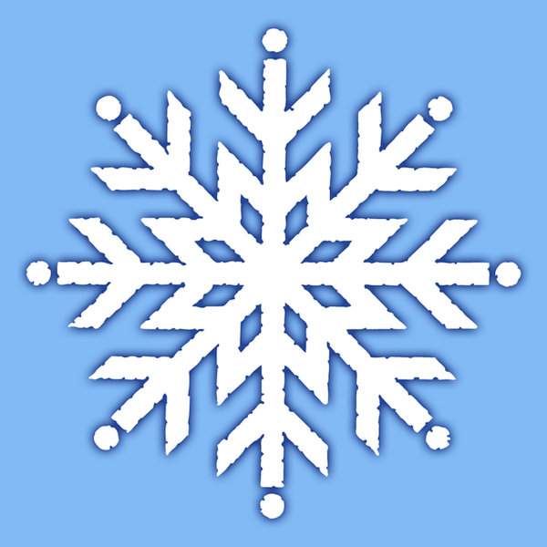 Snow 1: Lo Res variations on a snow flake.Please vist:http://www.stockxpert.com ..