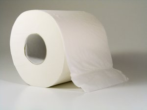 Toilet paper 1: It can be usefull...  ;-)