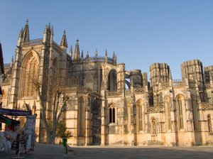 Abbey of Batalha 1