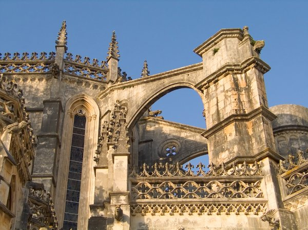 Abbey of Batalha 3