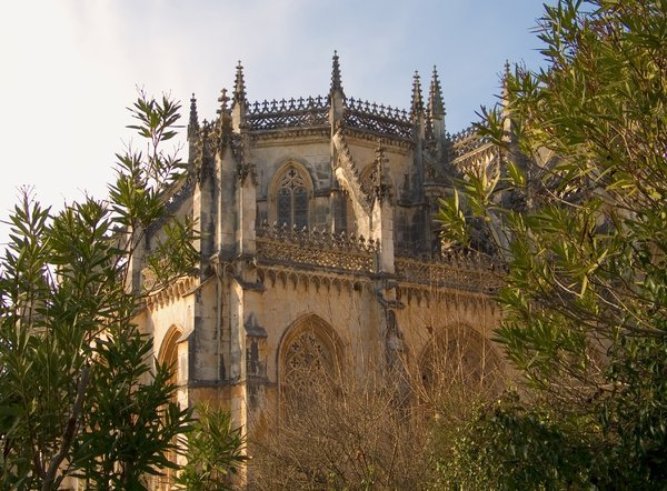 Abbey of Batalha 5